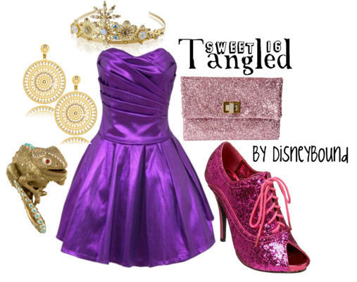 a Tangled Sweet 16 by request