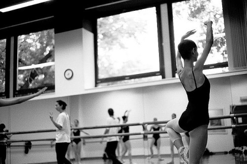 Ballet by martongazso on Flickr.