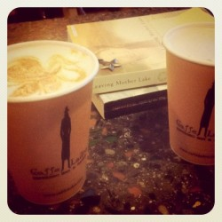 fantasticness:  tonight included: caffe ladro, hip hop music and the cute boy behind the expresso bar…i will be coming back, love the vibe :)