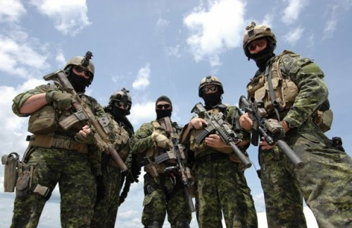 Canada's Joint Task Force 2 (JTF2)