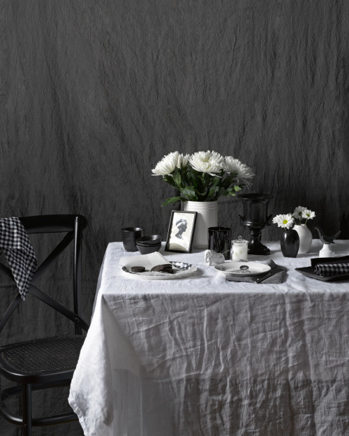 We Love… black and white. Your Home & Garden Magazine. June 2011.