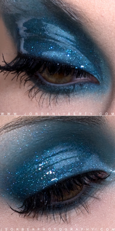 queenofblending:  Jordan Liberty!! I love his work!  Love the wet look