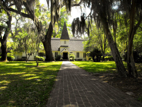 fyeahthesouth:  Christ Church, Frederica, St. Simon's Island, GA