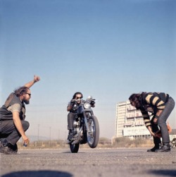 HELL'S ANGELS Photo by Hunter S. Thompson Read more…