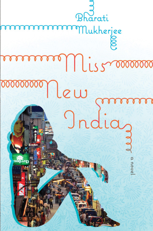 "New this week, read a fresh take on the coming of age story in MISS NEW INDIA by Bharati Mukherjee.  Anjali Bose is ""Miss New  India."" Born into a traditional lower-middle-class family and living in a  backwater town with an arranged marriage on the horizon, Anjali's  prospects don't look great. But her ambition and fluency in language do  not go unnoticed by her expat teacher, Peter Champion. And champion her  he does, both to other powerful people who can help her along the way  and to Anjali herself, stirring in her a desire to take charge of her  own destiny. So she sets off to Bangalore, India's  fastest-growing major metropolis, and quickly falls in with an audacious  and ambitious crowd of young people, who have learned how to sound  American by watching shows like Seinfeld in order to get jobs  as call-center service agents, where they are quickly able to out-earn  their parents. And it is in this high-tech city where Anjali—suddenly  free from the traditional confines of class, caste, gender, and more—is  able to confront her past and reinvent herself. Of course, the seductive  pull of modernity does not come without a dark side …"