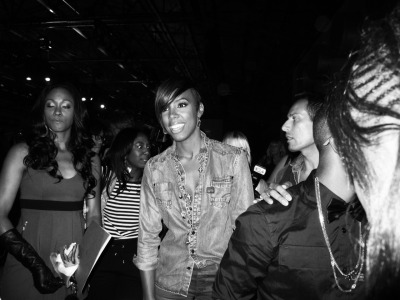 KELLY, I remembered I shot a couple of photos of you at G-Star SS2011 RUNWAY FASHION WEEK SHOW…This is the best shot…but YO KELLY I know she your gurrrrl, sis, and bff aka BEY…why do you guys drop albums around the same time…??? MOTIVATION is the summer heat btw and dope video…nice cast with my MODEL wife Jessica White, the kidd Christian Ragin (whose now with reQUEST models) and I know I saw Azmarie all hugged up with some chump smh…!!! Dopeness all around lady I LOVE what your doing…keep MOTIVATING!!! EVERY THOUGHT IS YOU…I'M (ADDICTED) :) , keefwasheretoo