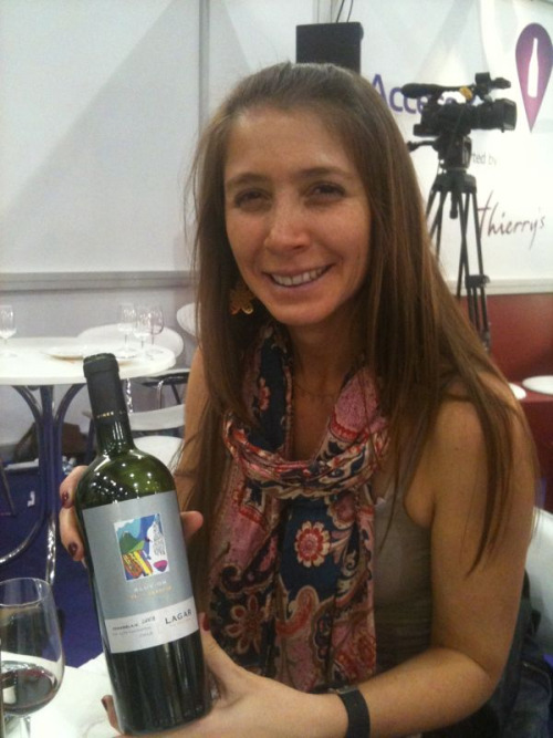 Must hunt down @danielalagar's Alivion on @nakedwines