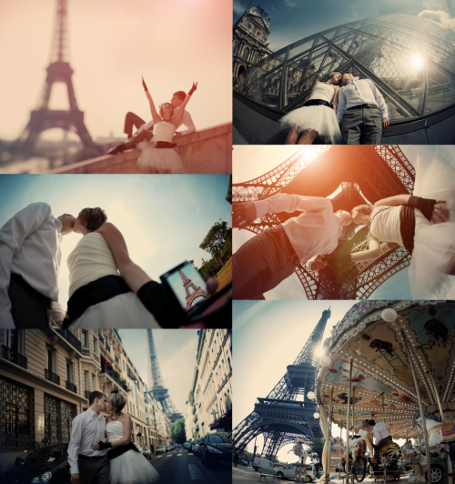 Love in Paris by Igor Pavloff