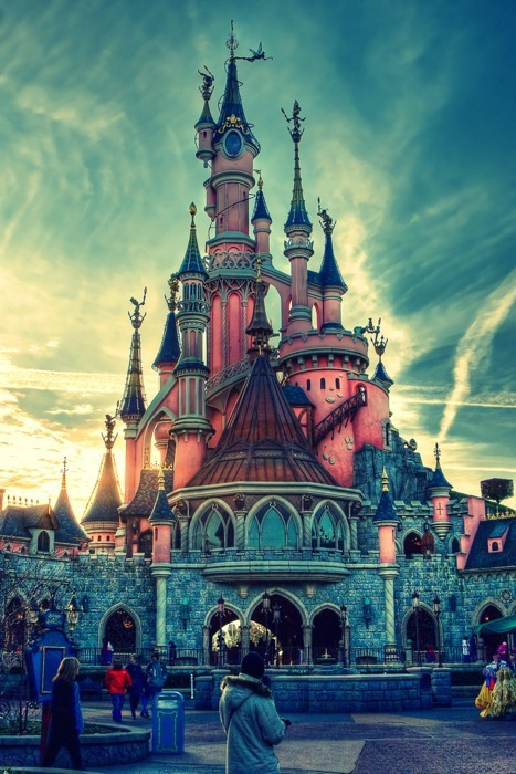 Disneyland.. in Paris? What could be more magical?