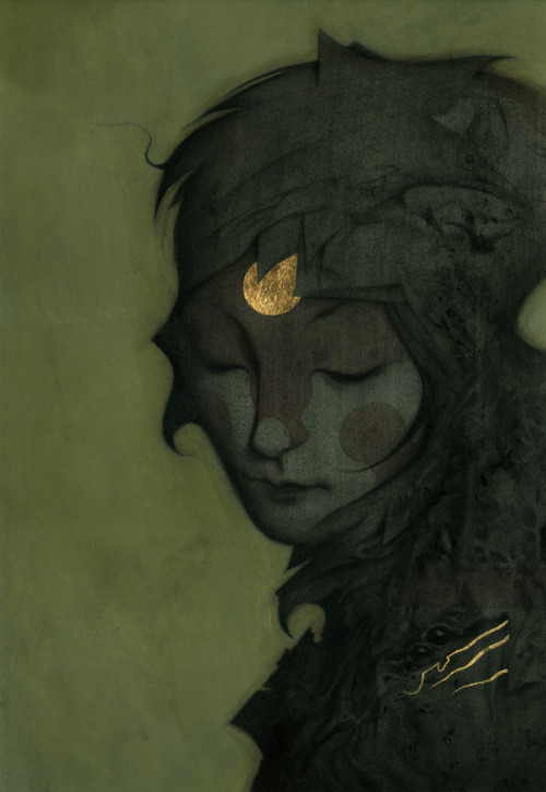 aesthetictic:  strawberry-bubbles:     'Dawn I' by Joao Ruas Follow him on Tumblr!  Joao Ruas is a mind-bogglingly talented illustrator. He took up the helm after James Jean left Fables as the series' primary cover illustrator, and he has done a fucking knockout job.