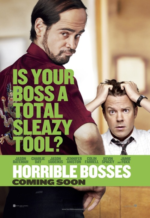 Poster(s): Horrible Bosses | Empire