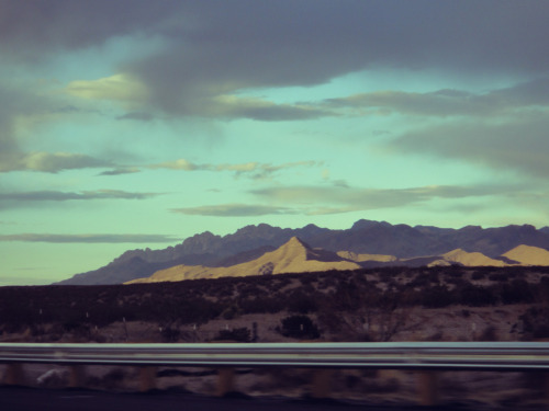 New Mexico // Jan '11 (Photo by Rachel Noel)