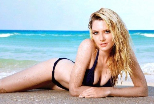 April Bowlby in Maxim