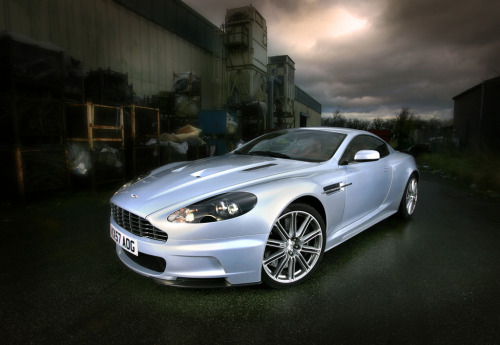motoriginal:  Seek & You Shall Find by Geraint Thomas Aston Martin DBS Location: United Kingdom