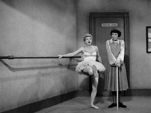 I love Lucy (1951) Lucille Ball