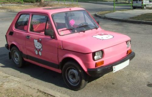 I require this vehicle for my first automobile.