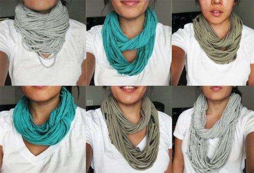 """Hipster"" Scarves (by Method.)"