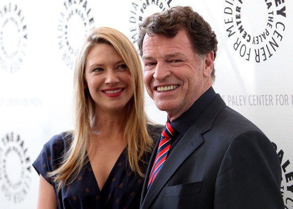 iwontfakeit:  Anna Torv, John Noble, Paley Center, LA