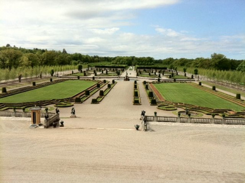 Drottningholm Palace Gardens, Stockholm, Sweden May 19, 2011 Photo credit: f0ops