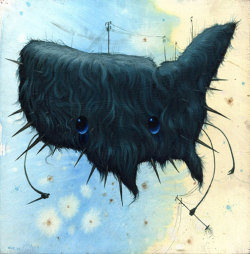 "floccinaucinihilipilificationist:  ""The Beast Within"" by Jeff Soto."