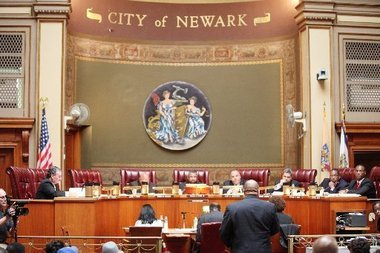 "NEWARK — Newark's City Council has  frozen all municipal spending until Mayor Cory Booker delivers a budget  proposal. In a rare legislative move, the council quashed a $38 million  temporary appropriation to fund the government through May 31, and  promised to hold up the mayor's agenda until they have a budget. ""He's got to get us a spending plan,"" Central Ward Councilman Darrin  Sharif said Wednesday night. Until he does, Sharif said, ""I will not  vote for any item that does not directly impact the health and safety of  residents.""  Newark Business Administrator Julien Neals said the city could not  present a balanced budget until it negotiates with the Port Authority  for an advance on future lease payments, a move needed to fill a $70  million deficit that requires state approval. ""They know that we have to get approval from the DCA to introduce  that into the budget,"" he said referring to the state Department of  Community Affairs.  The state sent a letter to Newark recently requesting a budget by May  27, but city officials are trying to get an extension.  Neals said they could get by for a few weeks, but eventually the city  would not be able to meet payroll or expenses if the council does not  authorize funding.  Council members today said the mayor has had enough time to negotiate  with the Port Authority and should have come up with a solution by now.  ""We shouldn't tolerate this,"" said East Ward Councilman Augusto  Amador. ""I think we've had enough time to evaluate the situation.""  Booker said he had ""not been briefed on the situation"" today but  added, ""We've invited the council to budget hearings. None of them have  come.""  Along with Sharif, council members Ras Baraka and Mildred Crump voted  against the appropriation. Amador and council members Ron Rice, Anibal  Ramos, Luis Quintana and president Donald Payne Jr. abstained. At-Large  Councilman Carlos Gonzalez walked out of the Wednesday night meeting, in  frustration. ""I think it's unfortunate we haven't received a budget, but we cannot  penalize our employees,"" he said today."