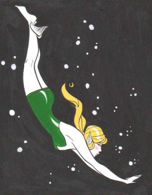 Desenhado por Joelle Jones