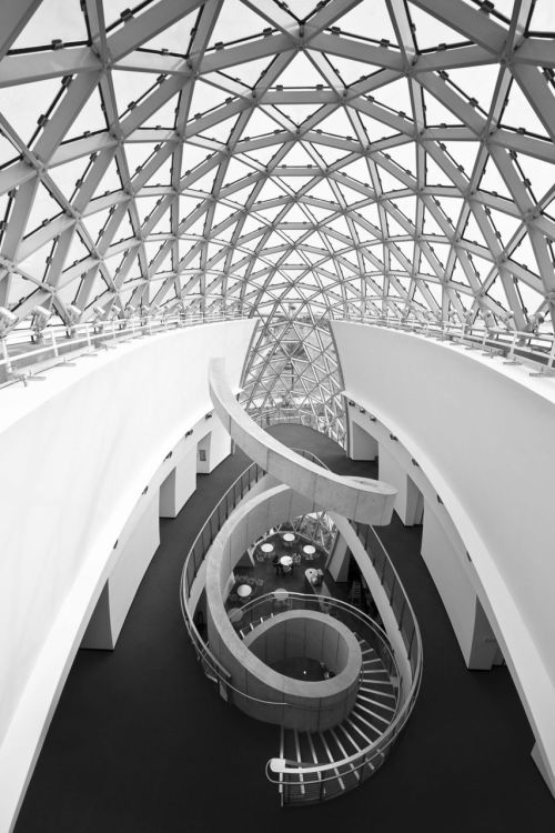 The Salvador Dali Museum by HOK.