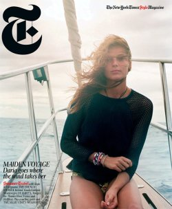 Sneak peek of Summer Travel issue from T MAGAZINE- getting a copy this weekend for sure!