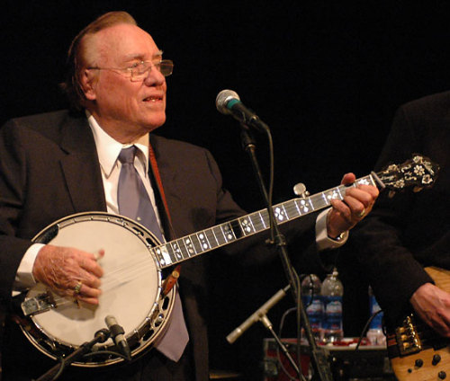 Earl Scruggs, Country Music Hall of Fame and Museum residency.