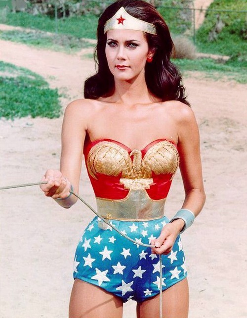 dcu:  There is only one Wonder Woman.