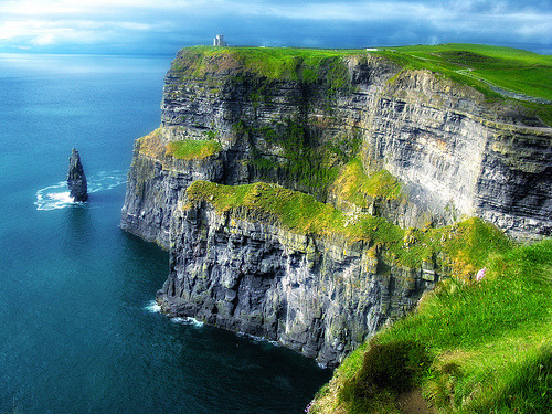 Cliffs of Moher, Ireland (by _szabolcs)