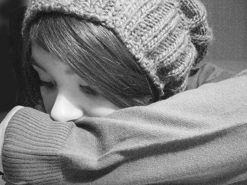 To cansada de no final só ficar com as lembranças e o pensamento de que poderia ser diferente. (QuandoEuTeVejo)