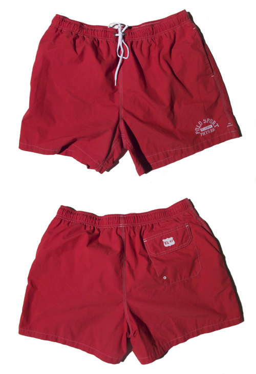 POLO SPORT RL67 PHYS. ED SWIMMING TRUNKS