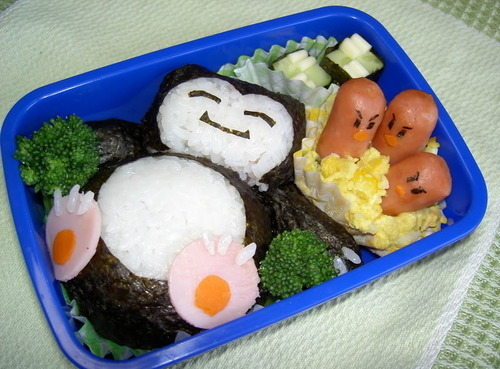 I would be smiling for an entire day if I found this in my lunchbox. :P