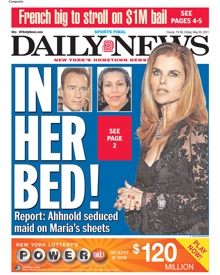 Wasn't there a time when there was an actual difference between the NY Daily News and the NY Post?