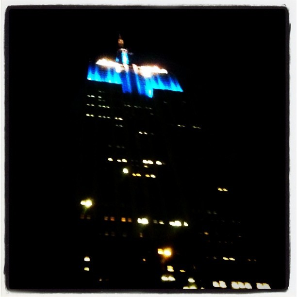 empire state  (Taken with instagram)