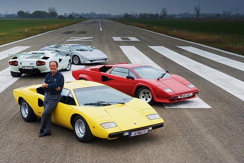 autostream:  The one and only, Valentino Balboni.