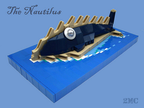 The Nautilus (by 2 Much Caffeine)