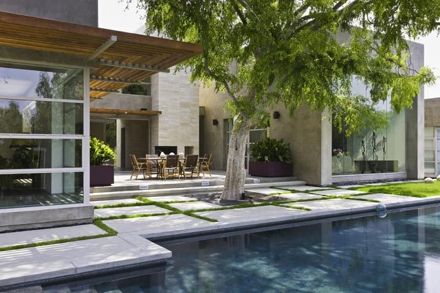 Bentley Residence, Bel Air - USA by Shubin+Donaldson Architects