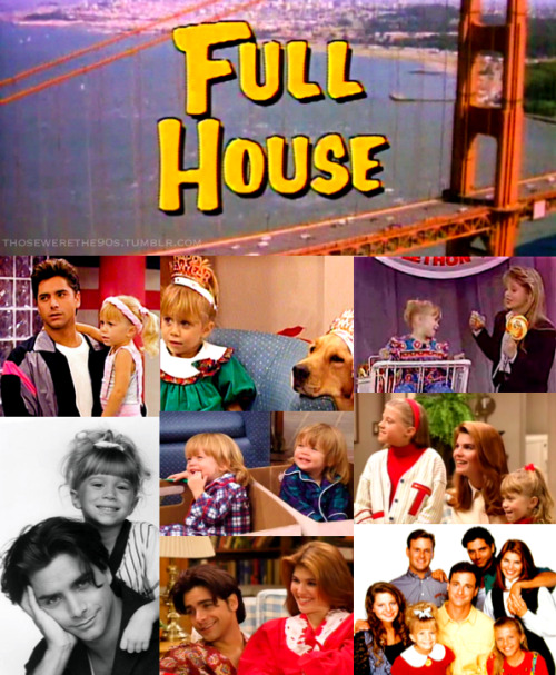 Favorite Television of the '90s  Full House | 1987-1995