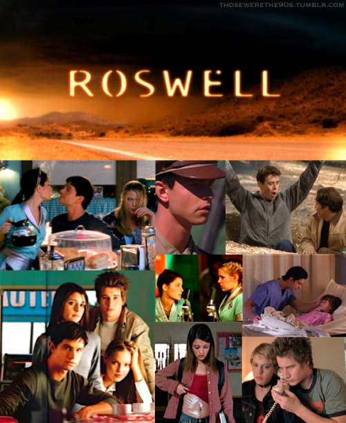 Favorite Television of the '90s  Roswell | 1999-2002
