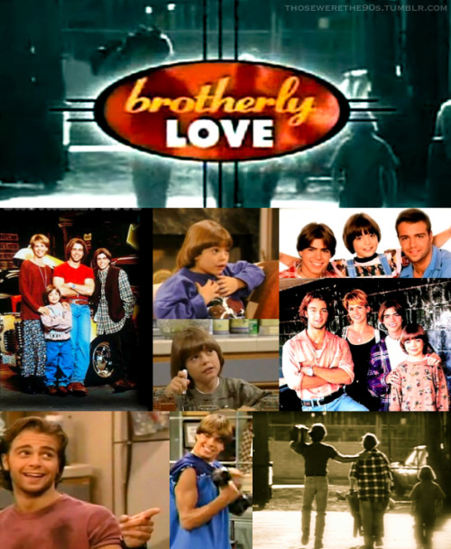 Favorite Television of the '90s  Brotherly Love | 1995-1997