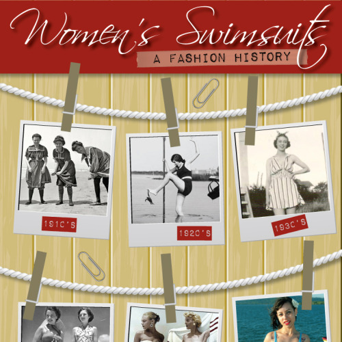 Women's swimsuits: A fashion history. Source: hapari.com