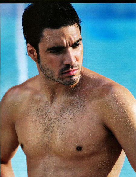 matsiinthecity:  French Canadian diving Olympic champion Alexandre Despatie  UNF. THIS MAN.