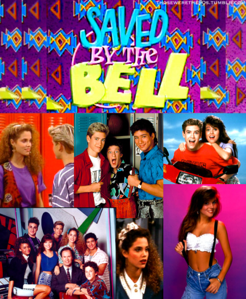 Favorite Television of the '90s  Saved by the Bell | 1989-1993
