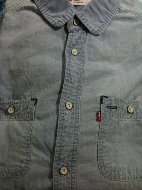 Another classic shirt! Levi's of course…