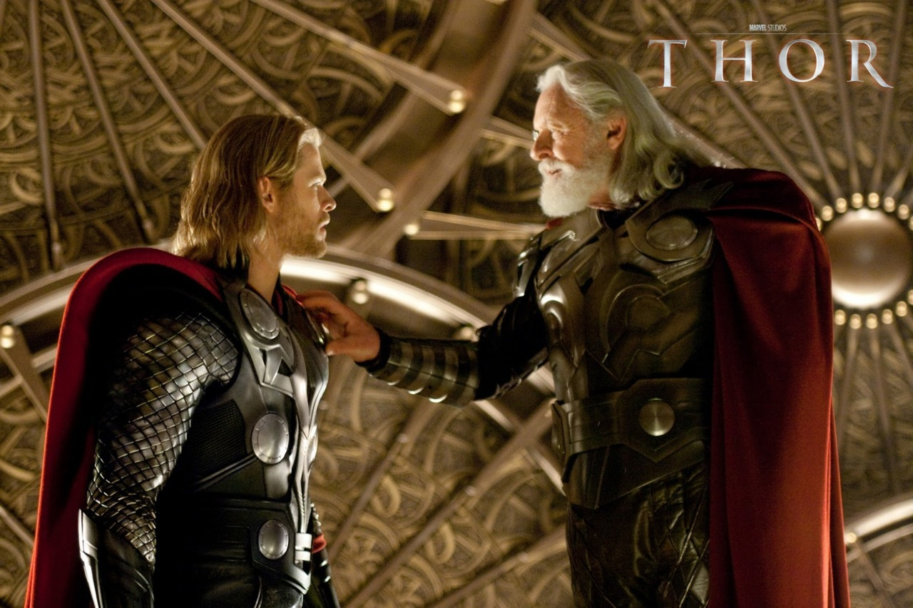"Review: Thor (released May 2011) Spoiler Warning. Very minimal, I will be trying not to. Because I really want anyone who hasn`t seen to make sure to see it. But I think it`s a bit unavoidable :P The impression. Here is the trailer: click. The first time I saw this trailer, my mind screamed ""I MUST SEE THIS"" and good call. For the comic book lovers, it was already a must-see. But I haven`t read it, and now I think I may very soon. The introduction. An epic battle that sets the history and of course, the plot. The setting was very beautiful, very very beautiful. It made me wonder what about what I was looking at made it seem realistic even though it wasn`t. Right away, I realized if there was a movie that should be in 3D, it was probably this one. The action. Everything SHOULD have looked SO fake. HAHA, I mean.. A magical hammer.. Seriously. But it didn`t. I am truly impressed. Unfortunately that`s as much as I can say without spoiling anything. The ending. I was a little bit surprised that they remain separated, and it did bother me a little that the ending wasn`t one hundred per cent happy. For those of you who haven`t watched it, make sure to stay to the end of the credits. There`s a clip at the end that I found rather interesting :P The plot. So since I really don`t want to spoil it. I unfortunately will not be saying anything. The only thing I had a problem with though.. Is maybe the character developing for Thor was a bit.. sped up. He learned ""his lesson"" in what felt like a very short amount of time. His time on Earth couldn`t have been longer than two to three Earth days! The cast. I love Natalie Portman (Jane), and although whenever she was on the screen, I felt she didn`t ever do anything important. Besides kiss Chris Hemsworth (Thor) and hit him with her car a few times, HAH. But I much prefer this role to the one she played in Your Highness. Hemsworth was very suited to the role he was meant to play, so truthfully I wasn`t very shocked with his performance. And not to bash Kat Dennings (Darcy) or anything, but I don`t ever like seeing her on screen. Her expressions (or maybe her roles) always bore or irritate me. Good thing, her role was super minor, and pretty much a bystander in this movie.  The opinion. I usually am turned off to movies made in 3D. So far, most of the movies I`ve seen in 3D haven`t needed to be in 3D, because only a few scenes in the movie are actually 3D. Some examples are Rio and Despicable Me. The 3D was actually a very good idea for this movie, it may even have had a hand in why everything felt more realistic. And the plot itself managed to keep my mind very occupied. It wasn`t too long, nor too complicated. There weren`t any scenes that made me roll my eyes and wish that things would just get going already… Actually there was one, when he was about to grab his hammer on earth, there was no need to circle it. Anyway, there is comic relief and there`s the series of dramatic events that just kept coming at you. I actually really enjoyed this movie, and would pay to see it again :) 4.5 Stars."