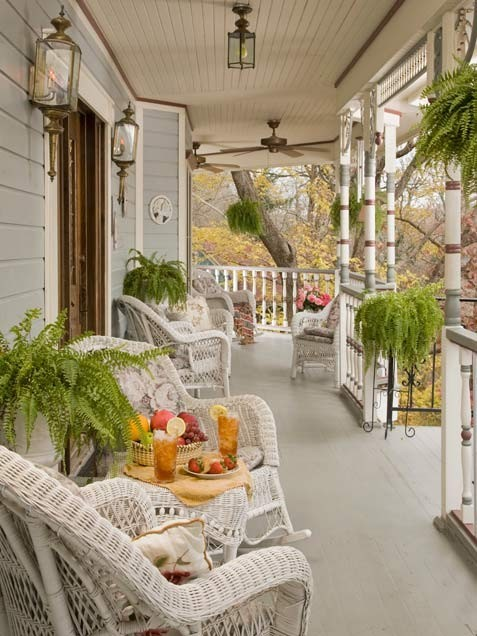 dyingofcute:  porch