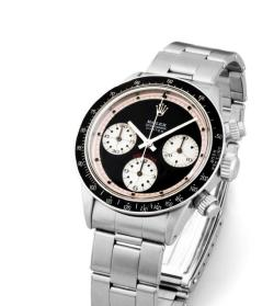 "1971 ""Paul Newman"" Black Oyster Mark II Daytona"
