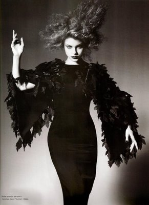 Jessica Stam by Miguel Reveriego for Numero